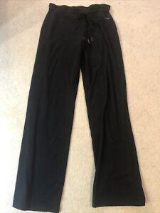 Calvin Klein Lounge Pants Black Size S About A 10. Long Legs Yoga