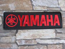 Aufnäher Patch Motorradcross Yamaha Tuning Racing Motorradsport Biker Race GT
