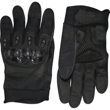 Viper Elite Gloves Hard X Knuckle Airsoft Cadet Black Army Style Small