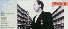 THE WHO PETE TOWNSHEND 1985 WHITE CITY ORIGINAL MOVIE POSTER