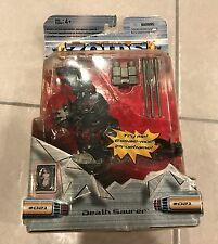 Zoids Death Saurer Deluxe #021 Godzilla Weapon Pack Action Figure New