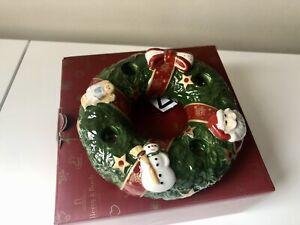 Villeroy & Boch Christmas Toy's Memory Adventskranz mini Weihnachten