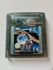 E.T. - The Extra Terrestial | Gameboy Color |  Good Condition
