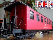 Articles de modélisme ferroviaire rouges à l'échelle G