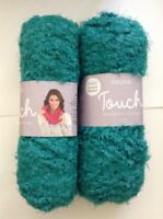 2 x 100g Sirdar Touch Irresitably Soft Fur Wool/Yarn For Knitting/Crochet Sh007