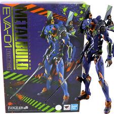 Bandai Tamashii Metal Build Evangelion EVA-01 Test Type Action Figure