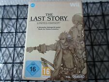 THE LAST STORY LIMITED EDITION WII PAL EUR USADO GARANTIA