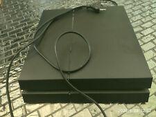 PLAYSTATION 4 PS4 CONSOLE 1TB COME NUOVA SOLO CONSOLE E ALIMENTATORE NO XBOX