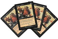 4 PRODUCIR ASFIXIA Embestida x4 NM- Onslaught Smother Magic Español