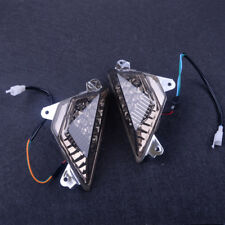 2 Front LED Turn Signal Indicator Light Fit for Kawasaki ZX14R ZX636/ZX6R ZX10R