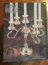Candelabra Silver Plate Godinger Five Light