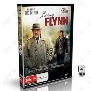Being Flynn DVD : Robert De Niro / Paul Dano Movie : Brand New