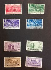 Italy 1930 VF Used Partial Set. 1931 VF MH Partial Set Catalogs $ 21