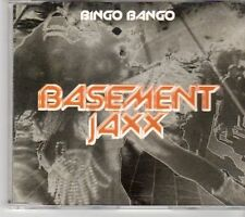 (EY193) Bingo Bango, Basement Jaxx - 2000 CD