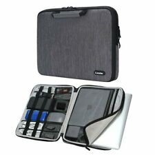 iCozzier 13-13.3 Inch Handle Laptop Sleeve Electronic Accessories Organizer