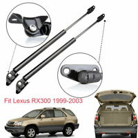 Vehicle Rear Gas Tailgates Lift Supports Struts Spring For Lexus RX300 1999-2003