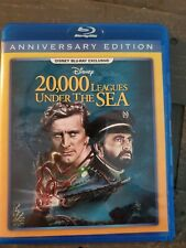 Disney's 20,000 Leagues Under the Sea Anniversary Edition (2019, Blu-Ray) 1954