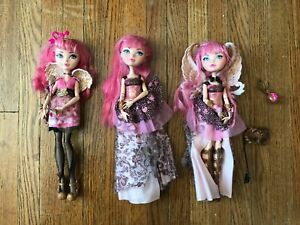 Ever After High Dolls Cupid Thronecoming complete , cupid 1st wave
