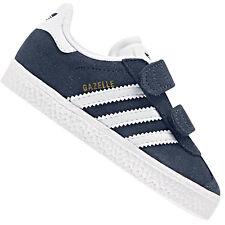 Kids's adidas Originals Gazelle CF I Trainers in Blue UK 4.5 Infant / EU 21
