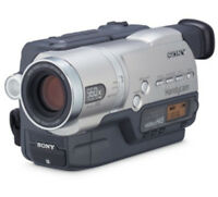 Sony Hi-8 Handycam CCD-TR748E Camcorder - PAL