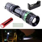 2x 3000 Lumen CREE XM-L Q5 LED Torch with 2x 18650 battery 2x Battery Charger TL