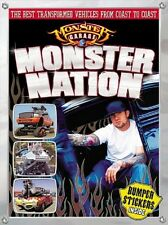 Monster Garage - Monster Nation - Softcover 1st EDITION 1994