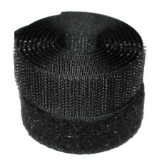 Black Sew-on or Sticky Hook & Loop tape Alfatex® Brand by the Velcro Companies
