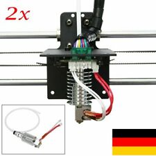 2x V5 J head Hot End 0,4mm/1,75mm Modul für Anycubic I3 Mega 3D Extruder Drucker