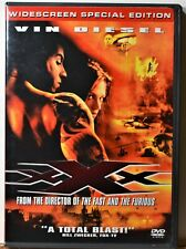 Dvd Xxx Vin Diesel Widescreen Action Nice Disc - Extra Movies Ship Free #B