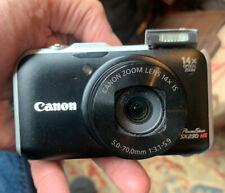 Canon PowerShot SX230 HS 14 X , 12.1MP . Excellent Condition.