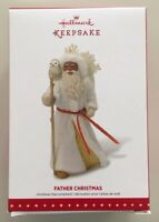 African-American Father Christmas Series 2015 Hallmark Keepsake Ornament QSM7767