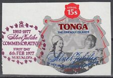 Tonga 1977 Θ Mi.604 Regentschaft Silver Jubilee Queen Elizabeth [sq7107]