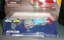 """2020 Hasbro Micro Machines Rare Silver Chase Starter Pack, """"#03 Race Team"""""""