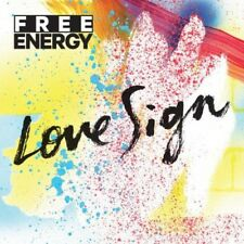 Free Energy - Love Sign [New CD]