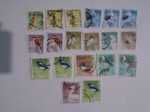 Hong Kong Birds to $50 collection