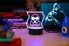 Six Siege Acrylic Light - Mute