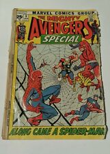 Avengers special # 5 , 1971 low grade