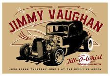 Scrojo Jimmie Vaughan Lou Ann Barton Josh Rogan Belly Up Aspen Poster Vaug2_1206