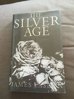 "1985 1ST EDITION ""THE SILVER AGE"" BY JAMES LASDEN FICTION HARDBACK BOOK"