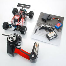 Hot Wltoys A959 1/18 1:18 Scale 2.4G 4WD Off-Road RC Car US Shipping Gift Red
