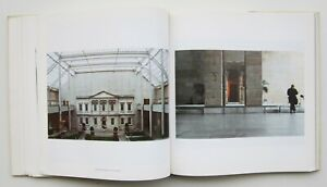 Luigi Ghirri (illustrated by) - Great book with 99+1 photographs of museums