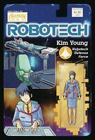 ROBOTECH #20 TITAN COVER B ACTION FIGURE VARIANT 1ST PRINT 2019