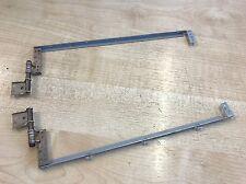 Fujitsu Amilo Pi3525 Pi3540 izquierda + derecha Bisagras Soportes de Pantalla LCD