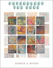Psychology : The Core by Rathus, Spencer A.