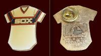 CHICAGO WHITE SOX - USA - OFFICIAL LICENSE MAJOR LEAGUE BASEBALL Old Pin 1980's