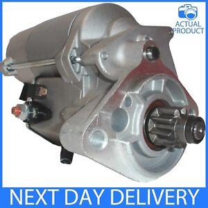 Motor de arranque Starter Rover 75 Tourer mg ZT ZT-t 2.0 CDTI CDT nad101500 228000-7801