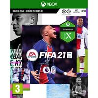 FIFA 21 XBOX ONE / SERIES X PREORDER RELEASE DATE 09/10/2020