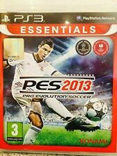 Pro Evolution Soccer PES 2013 Essentials PS3 PlayStation 3 Video Game 13 Mint