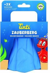 Tinti Zauberberg Vulkan inkl. 2 Badewasserfarben NEU OVP
