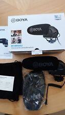 BOYA BY-BM3032 Camera-Mount Supercardioid Shotgun Microphone New